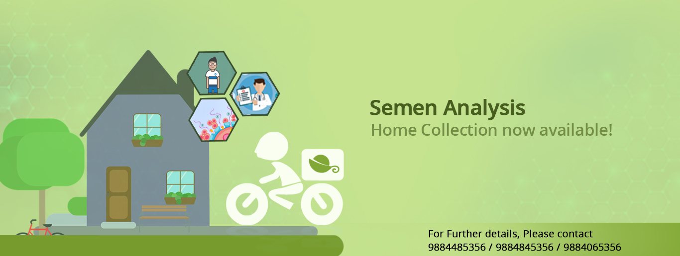 Semen Analysis Center in Chennai