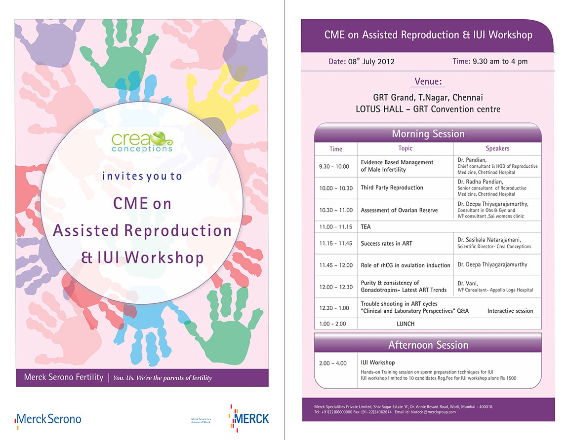 Assisted reproduction & IUI workshop